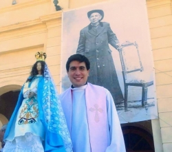 Primera Fiesta Patronal del Cura Brochero como Santo