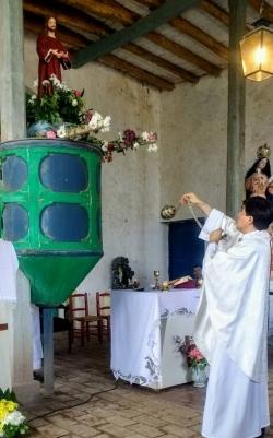 FIESTA PATRONAL CRISTO SALVADOR