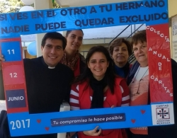 COLECTA ANUAL DE CÁRITAS 2017- PARROQUIA SAN PEDRO Y SAN PABLO
