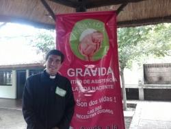 Conferencia del Asesor de Gravida en Mendoza