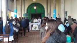 Te Deum del 9 de julio en el Oratorio de Alto Salvador.