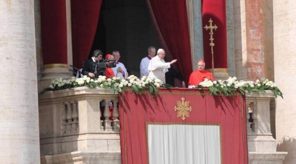 [TEXTO COMPLETO] Mensaje Pascual del Papa Francisco y bendición Urbi et Orbi 2016