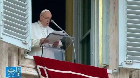 Con el diablo no se dialoga, advierte el Papa Francisco