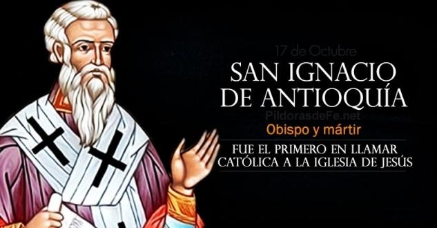 San Ignacio de Antioquía. El Obispo que Bautizó CATÓLICA a la Iglesia