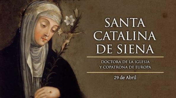 Hoy es fiesta de Santa Catalina de Siena: De analfabeta a Doctora de la Iglesia