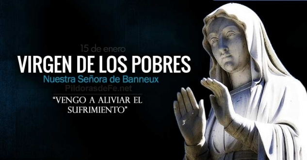 La Virgen de los pobres. Nuestra Señora de Banneux
