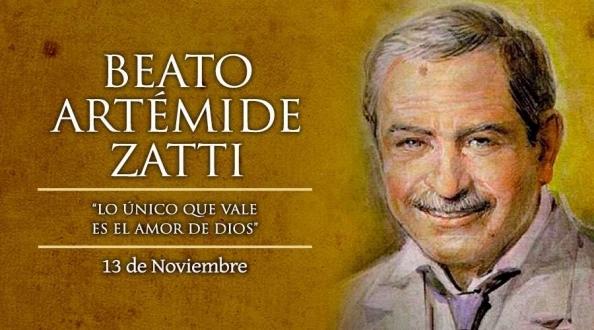 Hoy es fiesta del Beato Artémide Zatti, el amigo del Papa Francisco