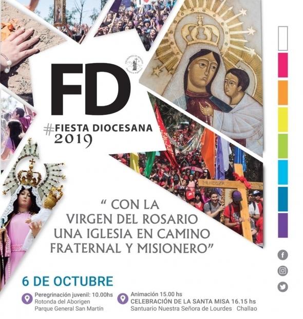 Fiesta Diocesana 2019
