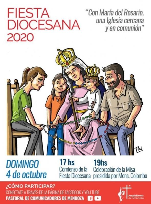FIESTA DIOCESANA 2020