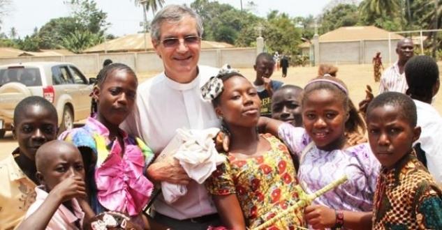 Historia de un sacerdote argentino que misiona hace 20 años en África