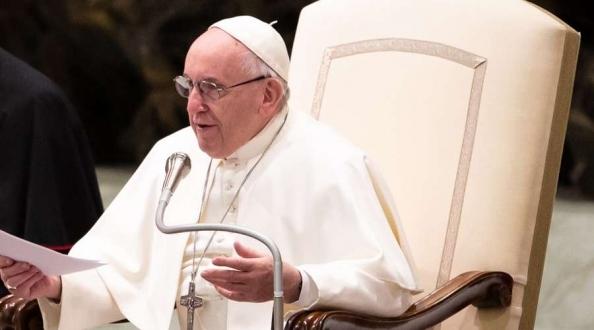 Papa Francisco asegura que Dios nos busca, aunque nosotros no lo busquemos