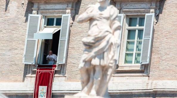 Papa Francisco: La vida es un camino hacia la eternidad