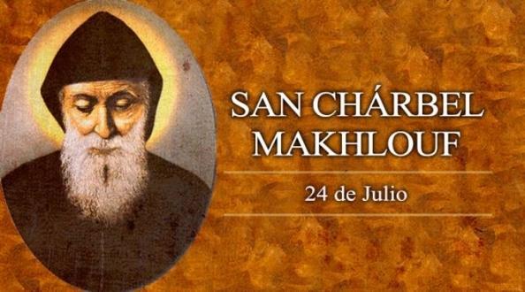 Hoy es la fiesta de San Chárbel Makhlouf, ejemplo de vida consagrada y mística