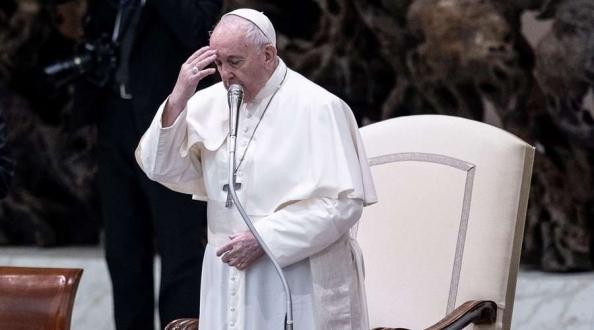 Papa Francisco: La Oración es la salvación del ser humano.
