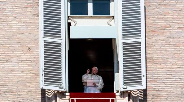 Papa Francisco: Cristo liberó a la humanidad de la esclavitud del pecado