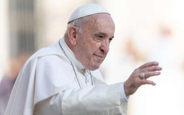 Papa Francisco: Para rezar bien debemos rezar como somos, sin maquillar el alma.