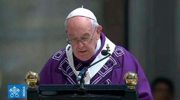 """El Papa advierte del peligro del consumismo: """"Es un virus que infecta la fe"""""""