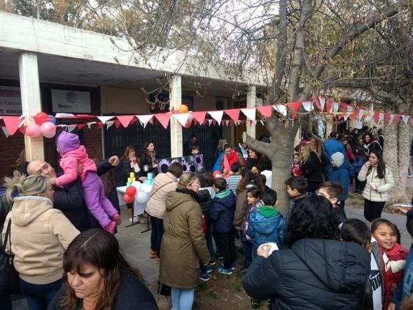 Gran Kermés para celebrar nuestras Fiestas Patronales.