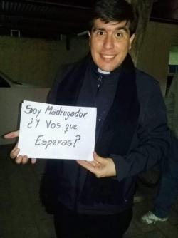 SOY MADRUGADOR, ¿Y VOS QUE ESPERAS?