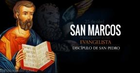 San Marcos Evangelista. Patrono de los abogados y de los notarios