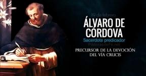 Álvaro de Córdoba. Precursor de la devoción del Vía Crucis