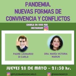 PANDEMIA, NUEVA FORMA DE CONVIVENCIA Y CONFLICTOS