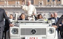 Papa Francisco revela por qué visita siempre a la Virgen antes y después de un viaje