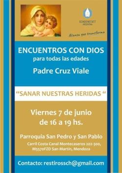 ENCUENTRO CON DIOS  PARA TODAS LAS EDADES - Padre Cruz Viale