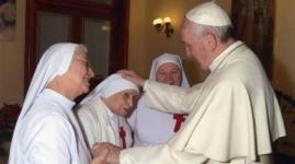 """La monja más anciana del mundo cumple hoy 109 años: """"Se debe a un don de Dios"""""""