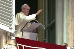 El mundo tiene necesidad de Cristo, dijo Francisco