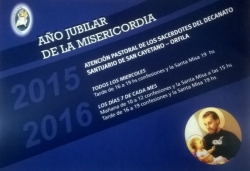 AÑO JUBILAR DE LA MISIRECORDIA