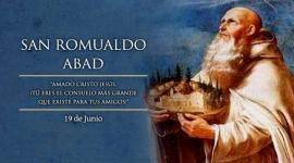 Hoy es fiesta de San Romualdo, rechazado por otros monjes, pero acogido por Jesús