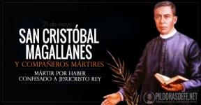 San Cristóbal Magallanes y compañeros Mártires Cristeros
