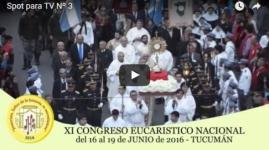 Inscripciones para el Congreso Eucarístico Nacional - Tucuman 2016