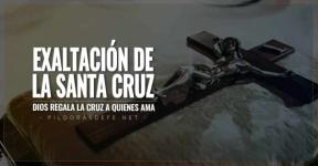 Exaltación de la Santa Cruz. Fiesta