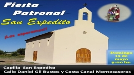 Fiesta Patronal San Expedito 2019
