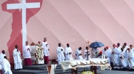 Homilía del Papa Francisco en la Misa celebrada en Mozambique.