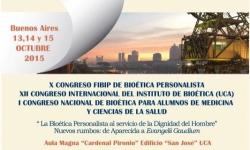 Expertos mundiales en el Congreso de Bioética Personalista de la UCA