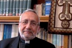 """""""El Papa es el Vicario de Cristo. No va a Armenia para hacer política"""""""